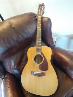 Yamaha 12 string FG-260 for Sale in Chesaning, MI