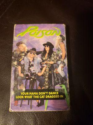 Poison CASSETE single for Sale in Riverside, CA