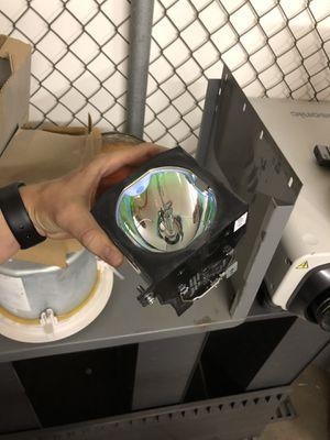 Panasonic Projector bulbs panasonic ET-LAD7500 for Sale in Irvine, CA