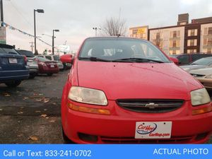 2005 CHEVROLET AVEO for Sale in Seattle, WA