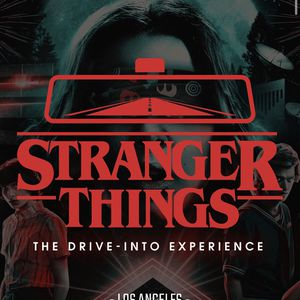 Stranger things drive thru Sunday 11/29 at 5PM for Sale in Rosemead, CA