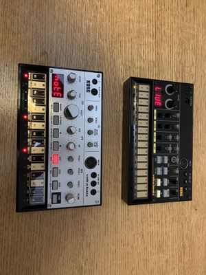 KORG Volca - Beats and Bass for Sale in La Grange, IL