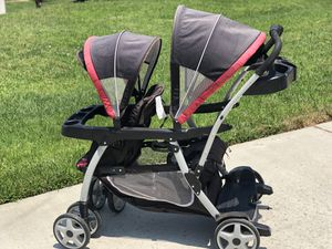 Graco Double Stroller for Sale in Riverside, CA