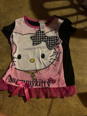 Hello kitty shirt 4/5t for Sale in Fenton, MO