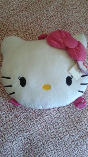 HELLO KITTY BACKPACK NEW WITH TAGS $14 ✔✔✔PRICE IS FIRM✔✔✔ for Sale in Huntington Park, CA