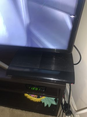 Ps3 and 2 controllers for Sale in Arlington, VA