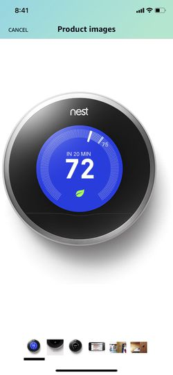 Brand new Nest Thermostat, 2nd Generation for Sale in Brooklyn,  NY
