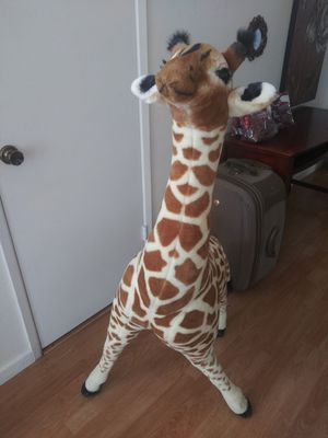 3 ft tall stuffed Animal for Sale in Fairfield, CA