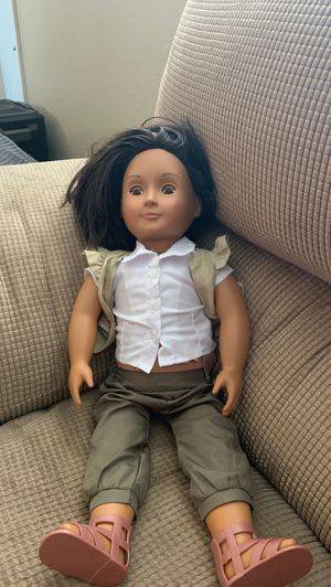 American girl doll for Sale in Manteca, CA