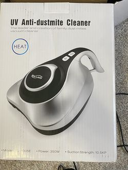Housmile Mattress Vacuum Cleaner UV Vacuum Cleaner with 14KPa Powerful Suction for Sale in Newburgh,  NY