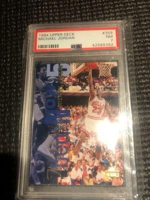 Michael JORDAN 🏀 Card 🔥 for Sale in Manvel, TX