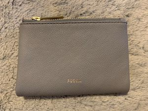 Fossil Gray Small Wallet for Sale in Carson, CA