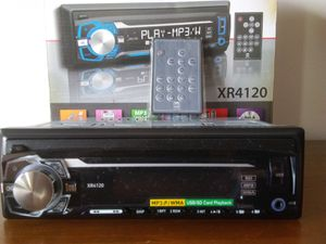 Car Dual Stereo XR4120 for Sale in Aldie, VA