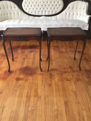 Antique end tables for Sale in Fremont, CA