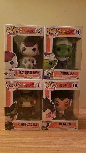 FUNKO POP! ANIMATION DRAGONBALL Z for Sale in Providence, RI