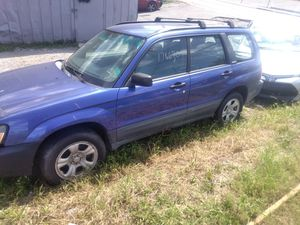 04 subaru need clutch for Sale in Nashville, TN