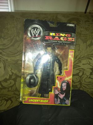 Wrestling action figures for Sale in Salt Lake City, UT