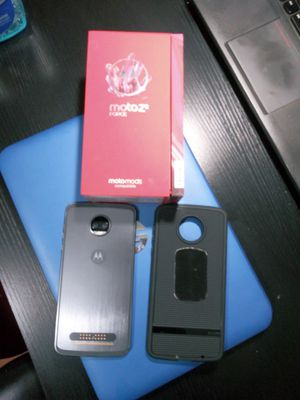 Motorola z2 Force like new with box for Sale in Sacramento, CA