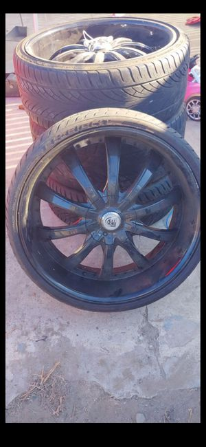 Lexani rims for Sale in Los Angeles, CA