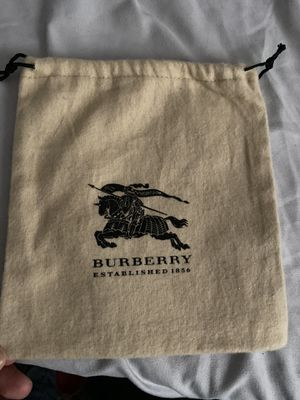 Small Burberry cloth bag for Sale in Silver Spring, MD