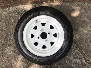 Kenda trailer wheel and mount 4.80x12 for Sale in Roswell, GA