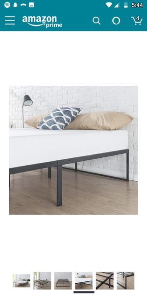 Queen 14inch lifted bed frame for Sale in Stevens Point, WI