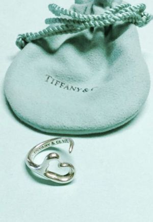 Tiffany & Co. Open Heart Ring (AUTHENTIC) for Sale in Austin, TX
