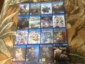 PlayStation 4 (PS4) Games for Trade for Sale in Fremont, CA