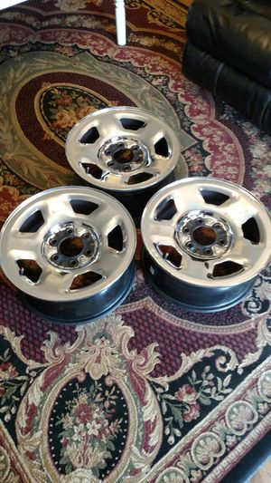 17in Ford Truck Rims for Sale in Chatsworth, GA