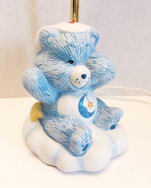 Old vintage Care Bears Lamp for Sale in Graham, WA