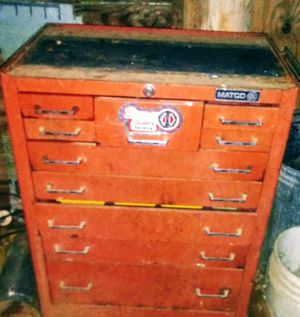 Vintage matco tool box for Sale in Buckingham, VA