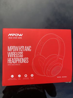 Mpow wireless headphones noise cancellation for Sale in Westerville, OH