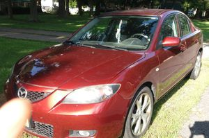 2009 Mazda 3 for sale for Sale in Akron, OH