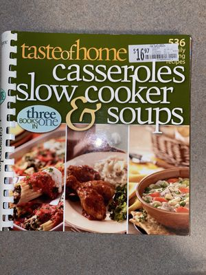 Cookbook for Sale in San Marcos, TX