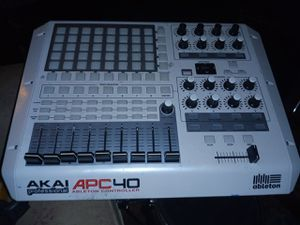 AKAI APC 40 Ableton Midi Controller for Sale in Menasha, WI