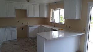 Kitchen cabinets quartz countertops for Sale in Murrieta, CA