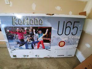 65inch 4K Sceptre Led TV for Sale in Frederick, MD