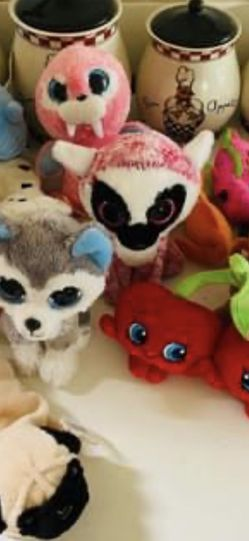 Ty And Shopkins Stuffed Animals for Sale in Powder Springs,  GA