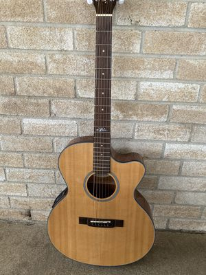 Aria Acoustic-Electric Guitar for Sale in Fort Worth, TX