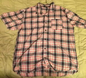 Plaid VANS Button-up Shirt, size XXL for Sale in Eugene, OR