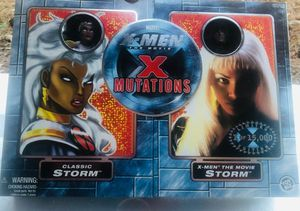 xmen: Classic Storm & Movie Storm: Action Figures for Sale in Lilburn, GA