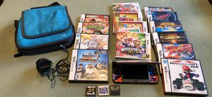 Nintendo 3DS XL and games for Sale in Snohomish, WA