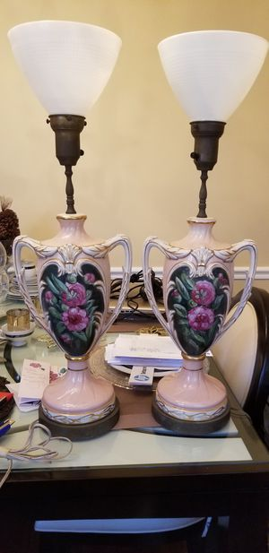 Antique Trophy Lamps for Sale in UPPR MARLBORO, MD