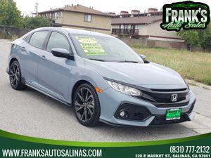 2017 Honda Civic Hatchback for Sale in Salinas, CA