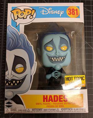 Funko Disney Hades 381 Hot Topic GITD for Sale in US