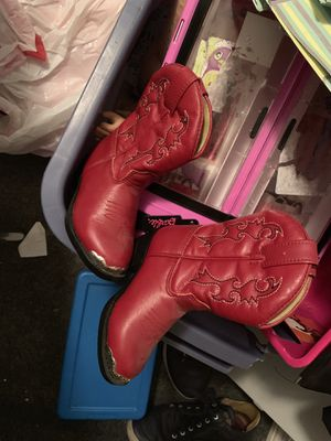 Girl boots for Sale in Warren, MI