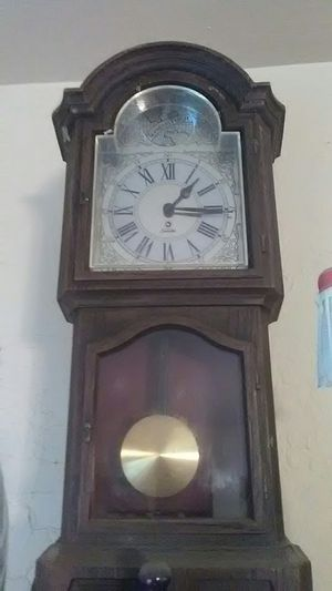 Antique electric clock made in for Sale in West Linda, CA