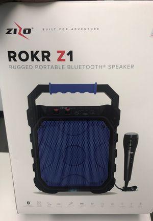 Rokr Z1 speaker for Sale in Quincy, IL