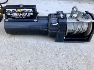 1500 LB Winch for Sale in Chula Vista, CA