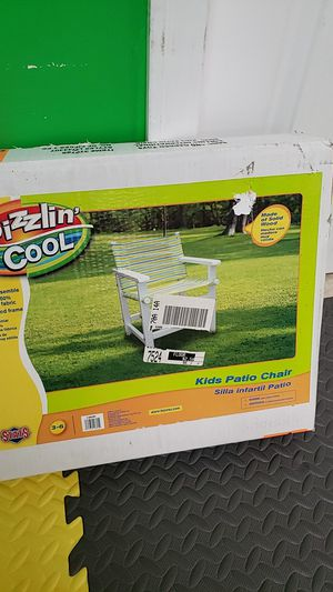 Brand new kids patio chair for Sale in Attleboro, MA